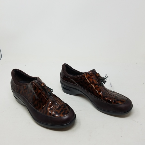 55b41f8f1a6 Cole Haan Shoes - Cole Haan Nikeair Leopard Cheetah Patent Leather 6